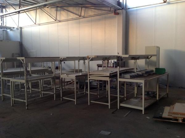Immagine n. 12 - 1#3537 Linea di montaggio Conveyors apparecchiature elettroniche