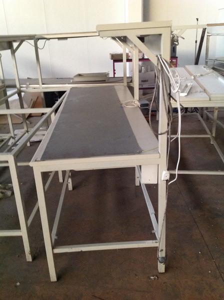 Immagine n. 14 - 1#3537 Linea di montaggio Conveyors apparecchiature elettroniche