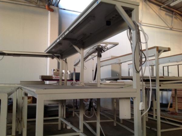 Immagine n. 15 - 1#3537 Linea di montaggio Conveyors apparecchiature elettroniche