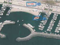 Posto barca PORTO TURISTICO DI ROMA n 497 con posto auto 1688 - Lot 1773 (Auction 3540)