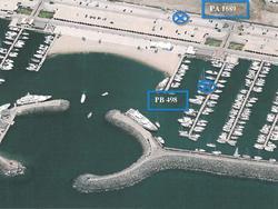 Posto barca PORTO TURISTICO DI ROMA n 498 con posto auto n  1689 - Lot 1774 (Auction 3541)