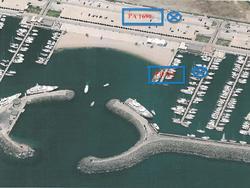 Posto barca PORTO TURISTICO DI ROMA n 501 con posto auto n  1690 - Lot  (Auction 3542)