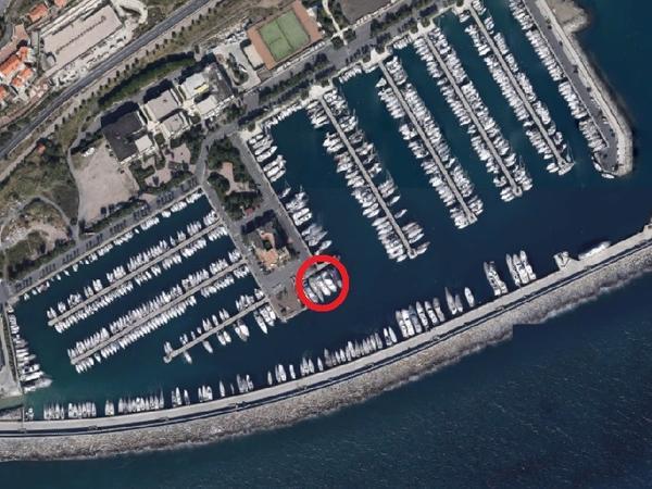 Immagine n. 1 - 2541#3552 Posto barca PORTO DI SANTO STEFANO AL MARE di IMPERIA