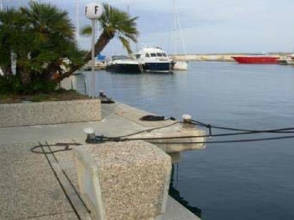 Immagine n. 4 - 2541#3552 Posto barca PORTO DI SANTO STEFANO AL MARE di IMPERIA