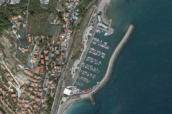 2542#3553 Posto barca PORTO SAN LORENZO AL MARE di IMPERIA