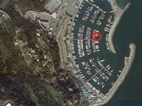 2554#3554 Posto barca PORTO TURISTICO DI VARAZZE n. C-4-T-T-7
