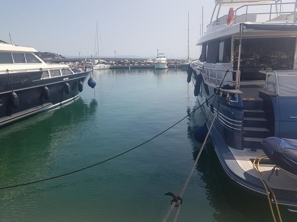 Immagine n. 2 - 2554#3554 Posto barca PORTO TURISTICO DI VARAZZE n. C-4-T-T-7