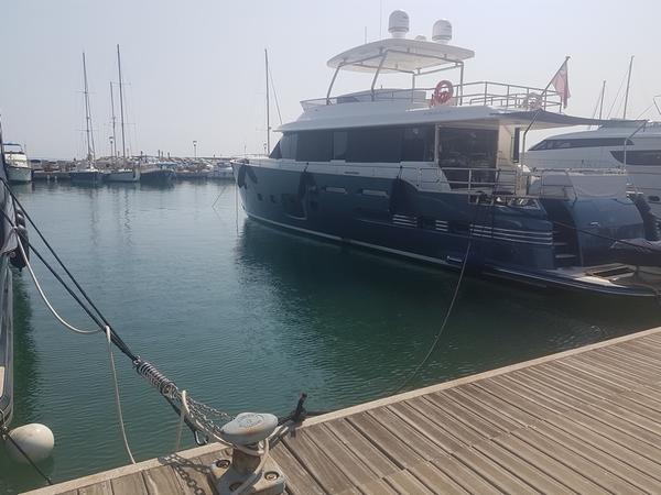 Immagine n. 3 - 2554#3554 Posto barca PORTO TURISTICO DI VARAZZE n. C-4-T-T-7