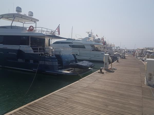 Immagine n. 6 - 2554#3554 Posto barca PORTO TURISTICO DI VARAZZE n. C-4-T-T-7