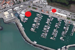Posto barca PORTO TURISTICO DI ROMA n 779 con tre posti auto - Lot  (Auction 3555)
