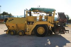 ABG Titan 355 paver and a Cummins Power Generation generator - Lote  (Subasta 3556)