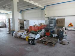 Bins and consumables - Lot 2000 (Auction 3561)