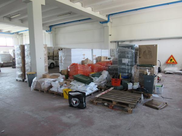 Riciclaggio plastica in vendita