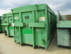 Locatelli Eurocontainers container - Lot 2189 (Auction 3561)