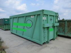 Locatelli Eurocontainers container - Lot 2190 (Auction 3561)