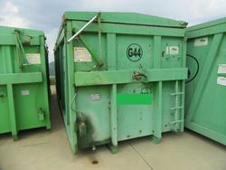 Locatelli Eurocontainers container - Lot 2191 (Auction 3561)