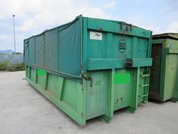 Locatelli Eurocontainers container - Lot 2195 (Auction 3561)