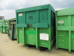 Locatelli  Eurocontainers container - Lot 2200 (Auction 3561)