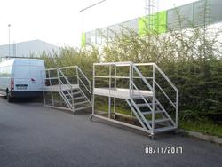 Ladders for containers - Lot 2203 (Auction 3561)