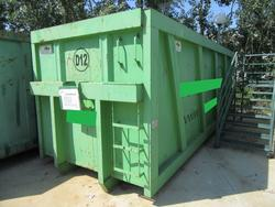 Locatelli  Eurocontainers container - Lot 2212 (Auction 3561)