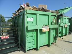 Locatelli  Eurocontainers container - Lot 2222 (Auction 3561)