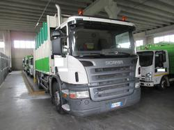 Scania P 320 garbage truck - Lot 29 (Auction 3561)