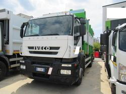 Iveco Magirus Stralis garbage truck - Lot 31 (Auction 3561)