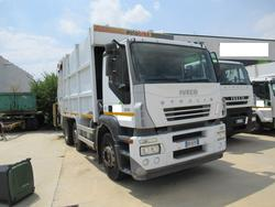 Iveco Magirus Stralis garbage truck - Lot 37 (Auction 3561)