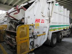 Iveco Magirus Stralis garbage truck - Lot 39 (Auction 3561)
