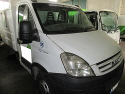 Iveco 35 C10 garbage truck - Lot 47 (Auction 3561)