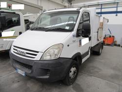 Iveco 35 C10 garbage truck - Lot 48 (Auction 3561)
