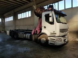 Autocarro Renault Trucks Premium