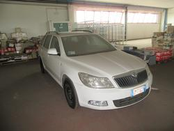 Skoda Octavia car - Lot 13 (Auction 3562)