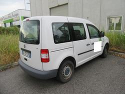 Autocarro Volkswagen Caddy Van Volkswagen Caddy