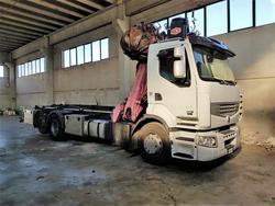 Autocarro Renault Trucks Premium Renault 450 DXI E 5