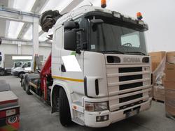 Autocarro Scania Scania CVR 124