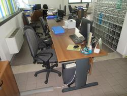 Office furniture and electronic equipment - Lot 1001 (Auction 3563)