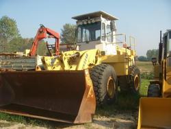 Rocchietti 80Ton h plant Benati wheel loader Poclain excavator - Lot  (Auction 3575)