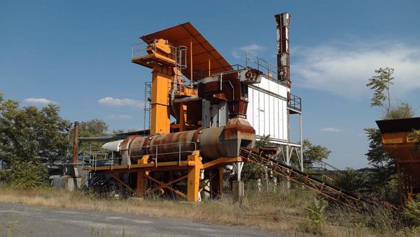 1#3575 Impianto Rocchietti 80 Ton/h
