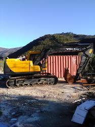 Volvo EC140LC Crawler Excavator - Lot 6 (Auction 3575)