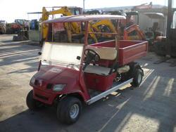 Golf car - Lot 10 (Auction 3576)