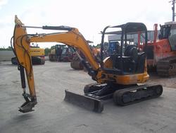 JCB 8034 mini crawler excavator - Lot 2 (Auction 3576)