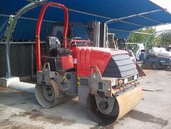 Ammann tandem roller AV 26 2 - Lot 4 (Auction 3576)