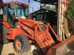 Fai 894 operating machine and buckets - Lot 1 (Auction 3577)
