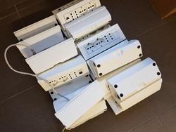 Multiple sockets - Lot 180 (Auction 3585)