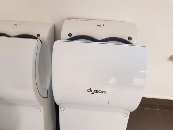 Immagine n. 2 - 182#3585 Asciugamani elettrici Dyson Airblade