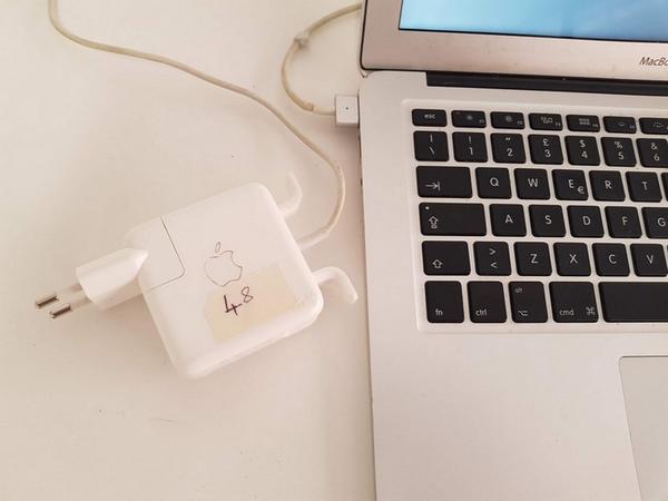 Immagine n. 6 - 48#3585 MacBook Air