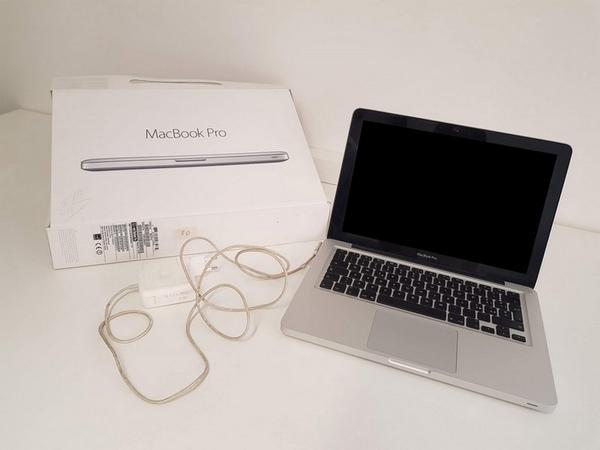 Immagine n. 1 - 50#3585 MacBook Pro