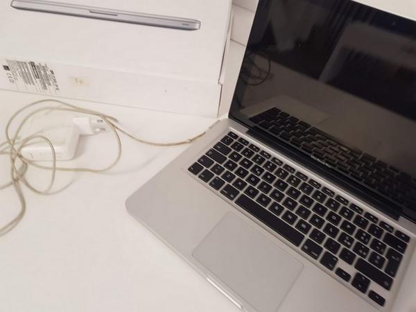 Immagine n. 2 - 50#3585 MacBook Pro
