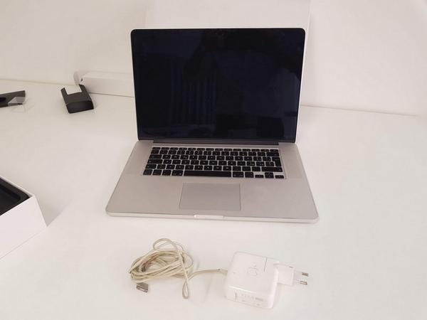 Immagine n. 1 - 53#3585 MacBook Pro